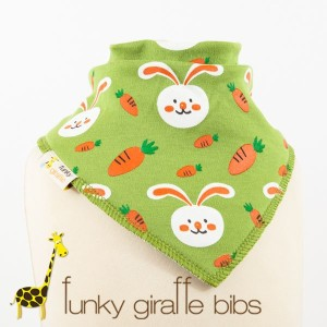 Baby Clothes|Fashion-Savvy Funky Giraffe bibs