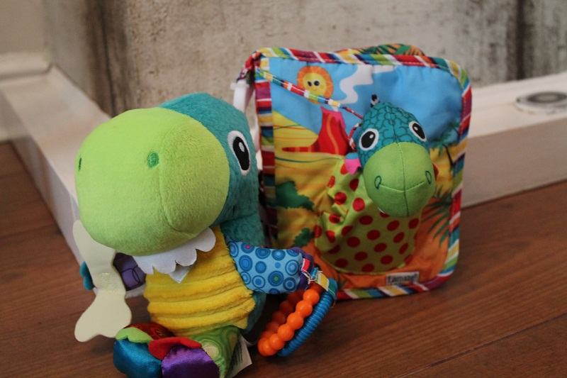 Lamaze Toys Review by Tomy