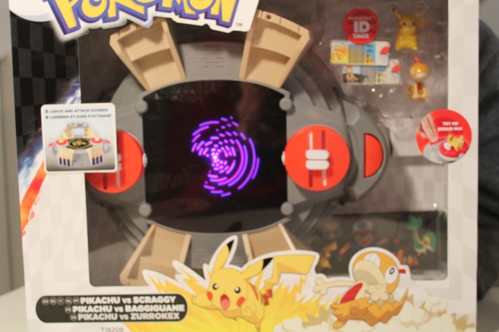 Pokemon X and Y Toys