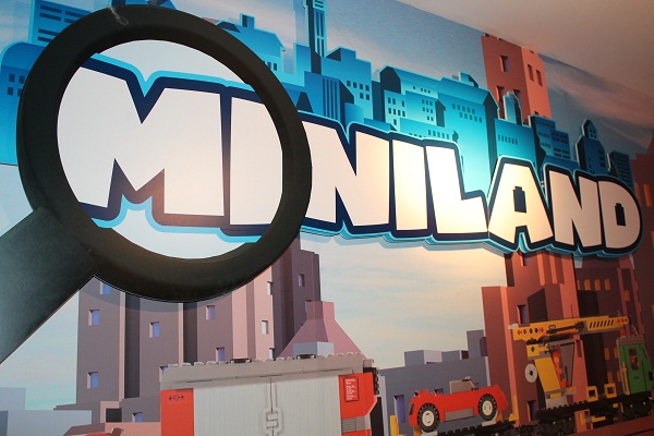 Places to go with kids: Legoland Manchester Mini Land