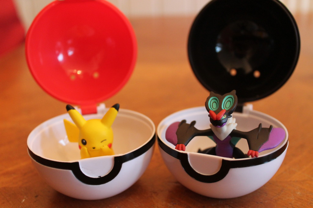 Pokemon Toys Latest X & Y Role Play by TOMY