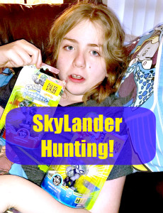 Skylander Hunting! Look at our latest finds