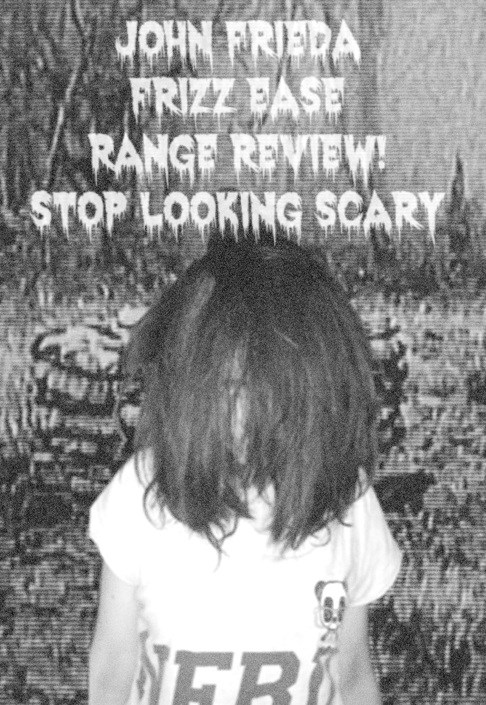 John Frieda frizz ease hair review