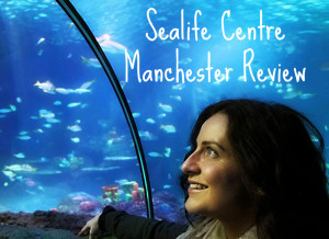 Places to go with kids: Sea Life Aquarium, Manchester