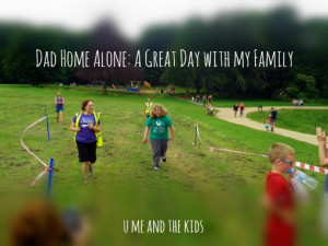 Dad Home Alone: A Great Day with my Family