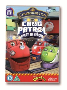 Win 1 of 5 Copies of Chuggington: Chug Patrol – Ready to Rescue on DVD