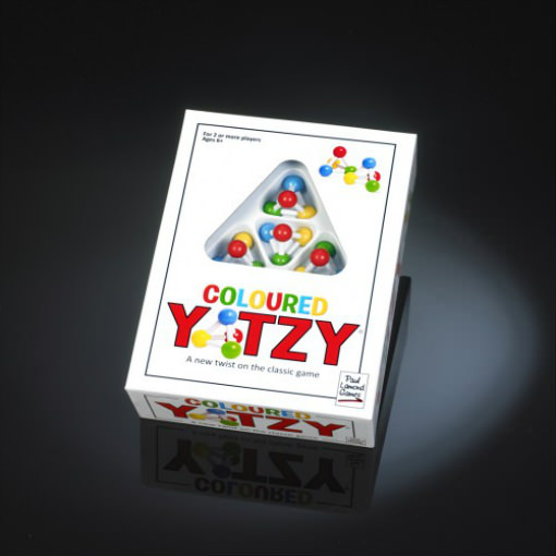 Coloured Yatzy