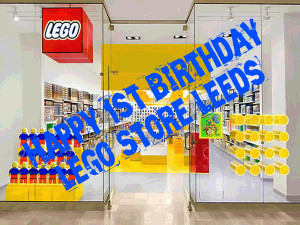 Places to go with kids: LEGO Store Trinity Leeds