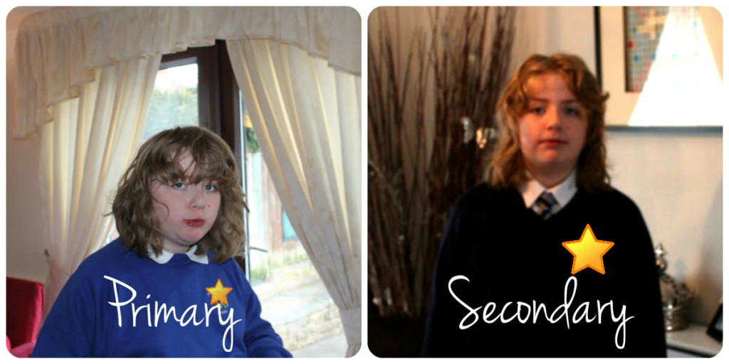 Primary to secondary school transition
