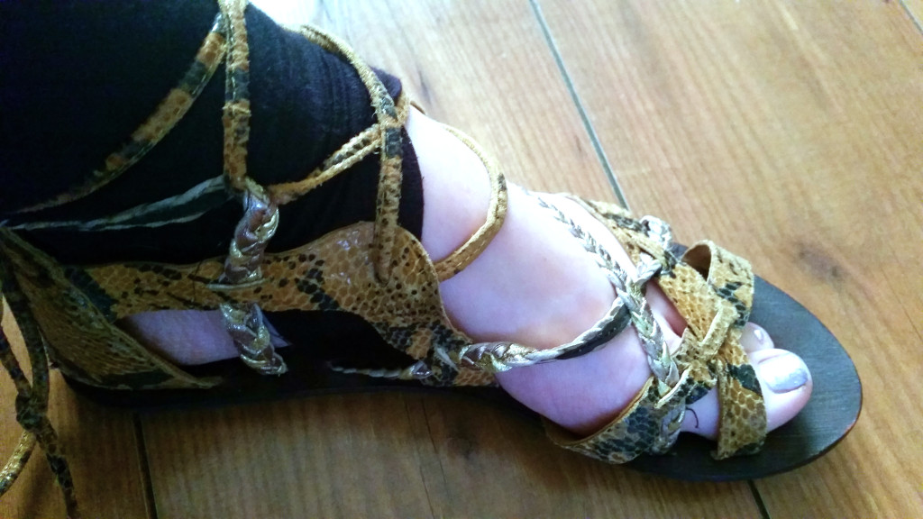 Thrifty Fashion shoes