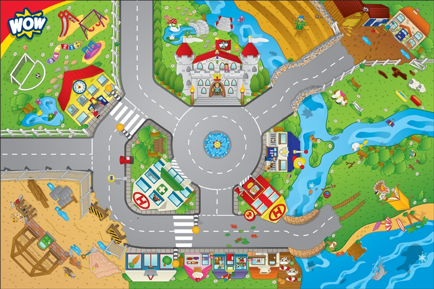 WOW Toys Playmat