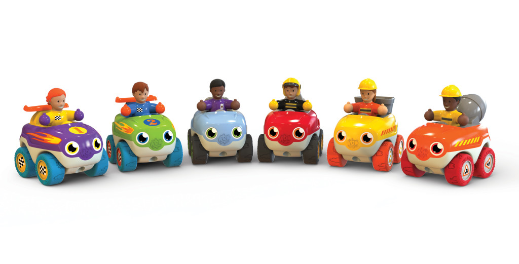 WOW Toys Mini Cars