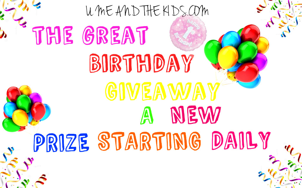 the great birthday giveaway