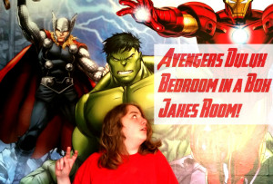 Avengers Dulux Bedroom In A Box