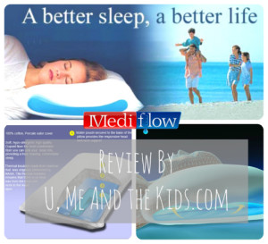Mediflow water pillow: no more sleepless nights