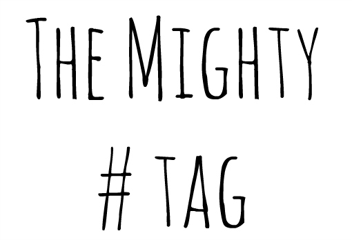 mighty hashtag
