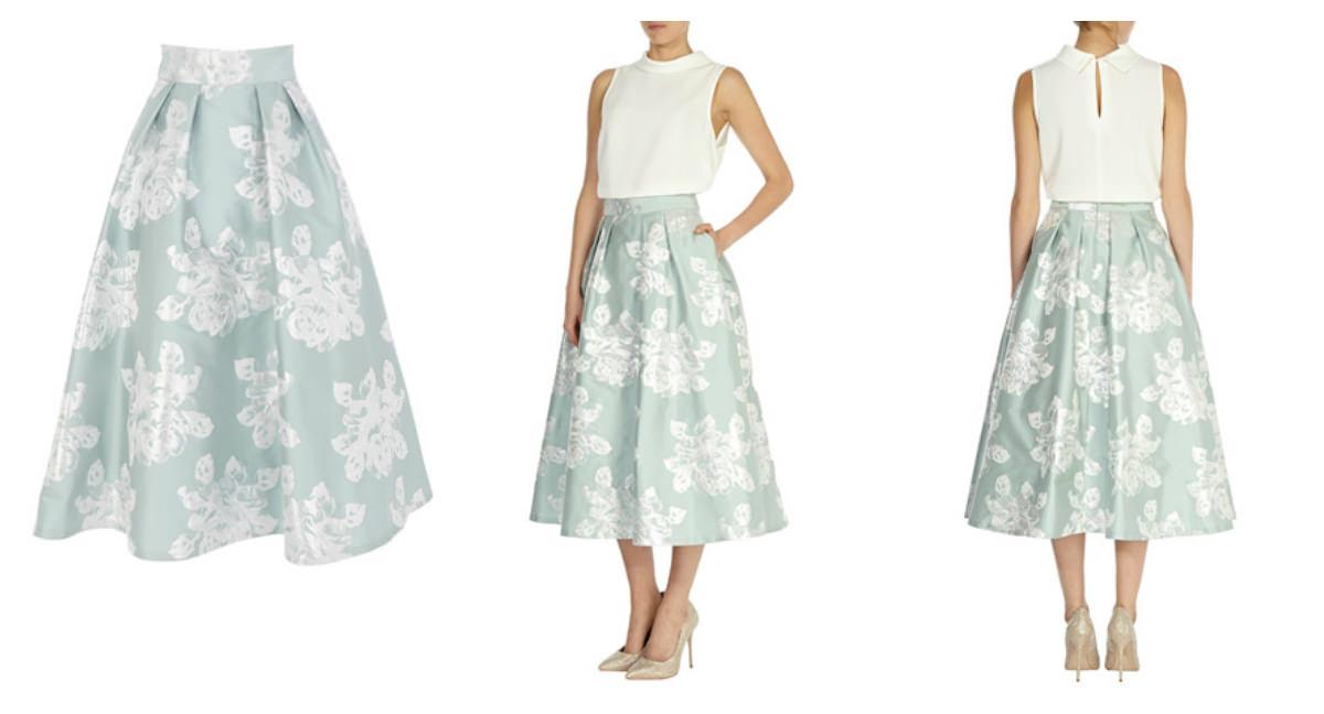 The Rita Skirt