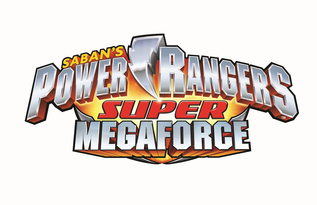 Power Ranger Super Megaforce Logo 560 x 362