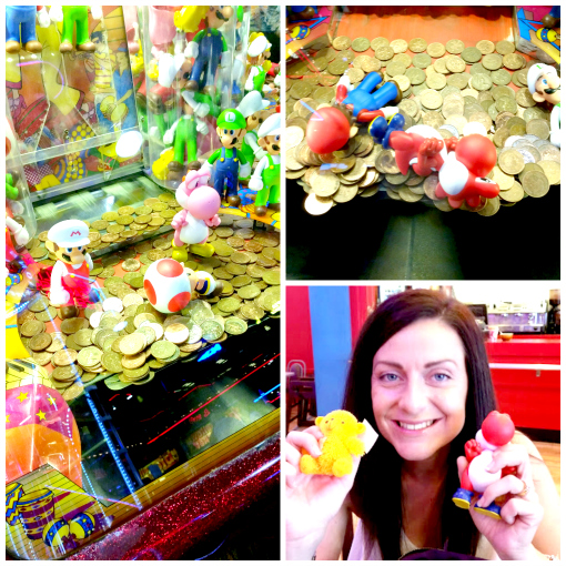 winning on the two pence machines