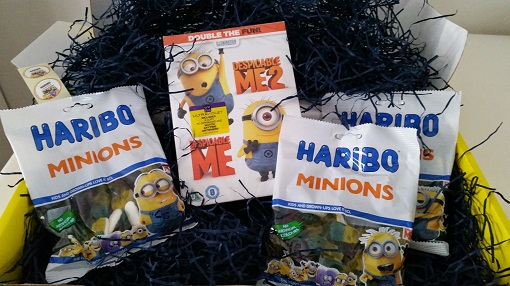 Despicable Me Minion Giveaway