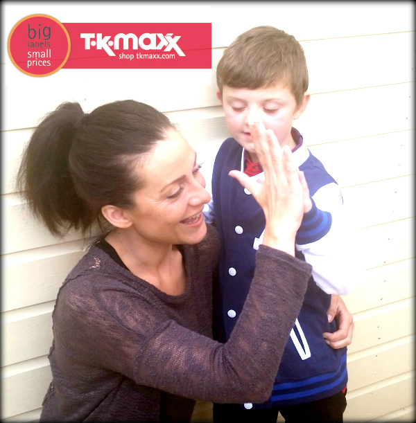 T-K-Maxx uk - Kit out the kids Challenge