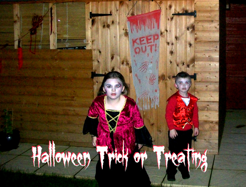 what is halloween - trick or treating 2014