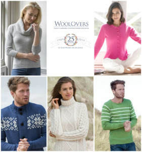 The perfect Winter Jumper from Woolovers