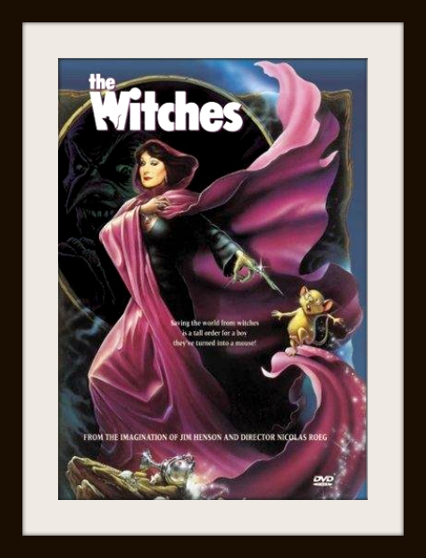 10 family halloween movies the witches dvd - Top Halloween Kids Movies