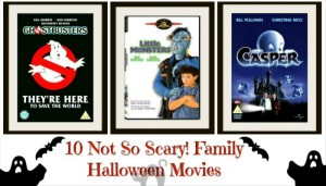 Top 10 Spooky Family Halloween Movies
