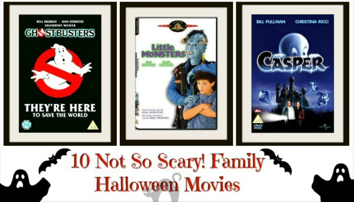10 family halloween movies