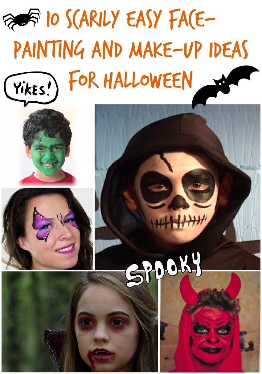 10-scarily-easy-face-painting-and-makeup-ideas-for-halloween