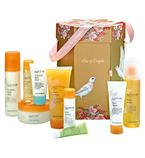 boots star deal week 3 Sanctuary spa box of delights
