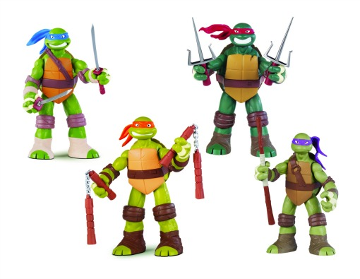 Asda Toy Sale Battle Shell Teenage Turtles