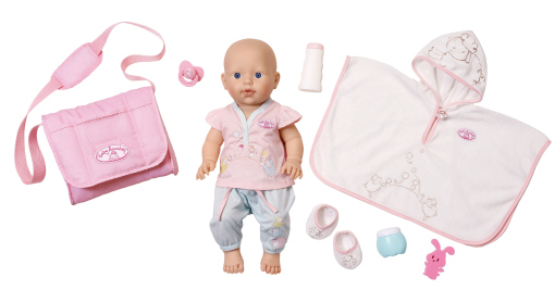Asda Toy Sale Baby Annabell Bath Set