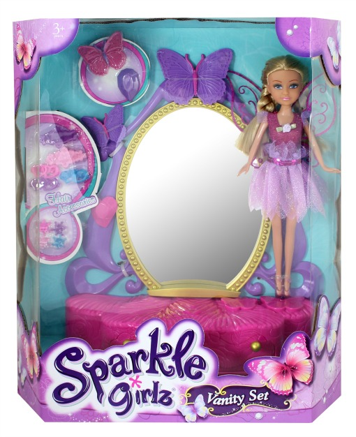 Asda toy sale Sparkle girlz vanity set