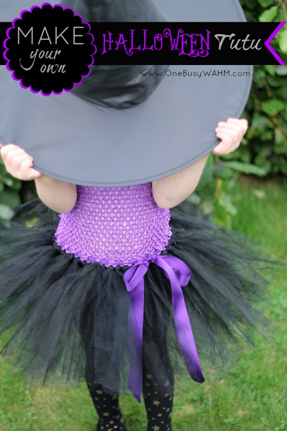 Halloween Ideas Make your Halloween Tutu