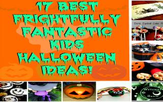 Kids Halloween Ideas - featured