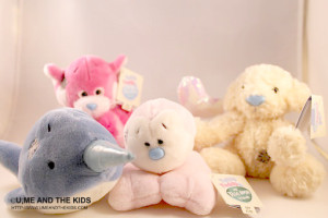 My Blue Nose Friends Toys (Cuddly New Arrivals)