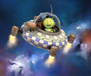 Win a Copy of Q Pootle 5: The Great Space Race