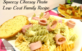 Squeezy Cheesey Pasta Recipe