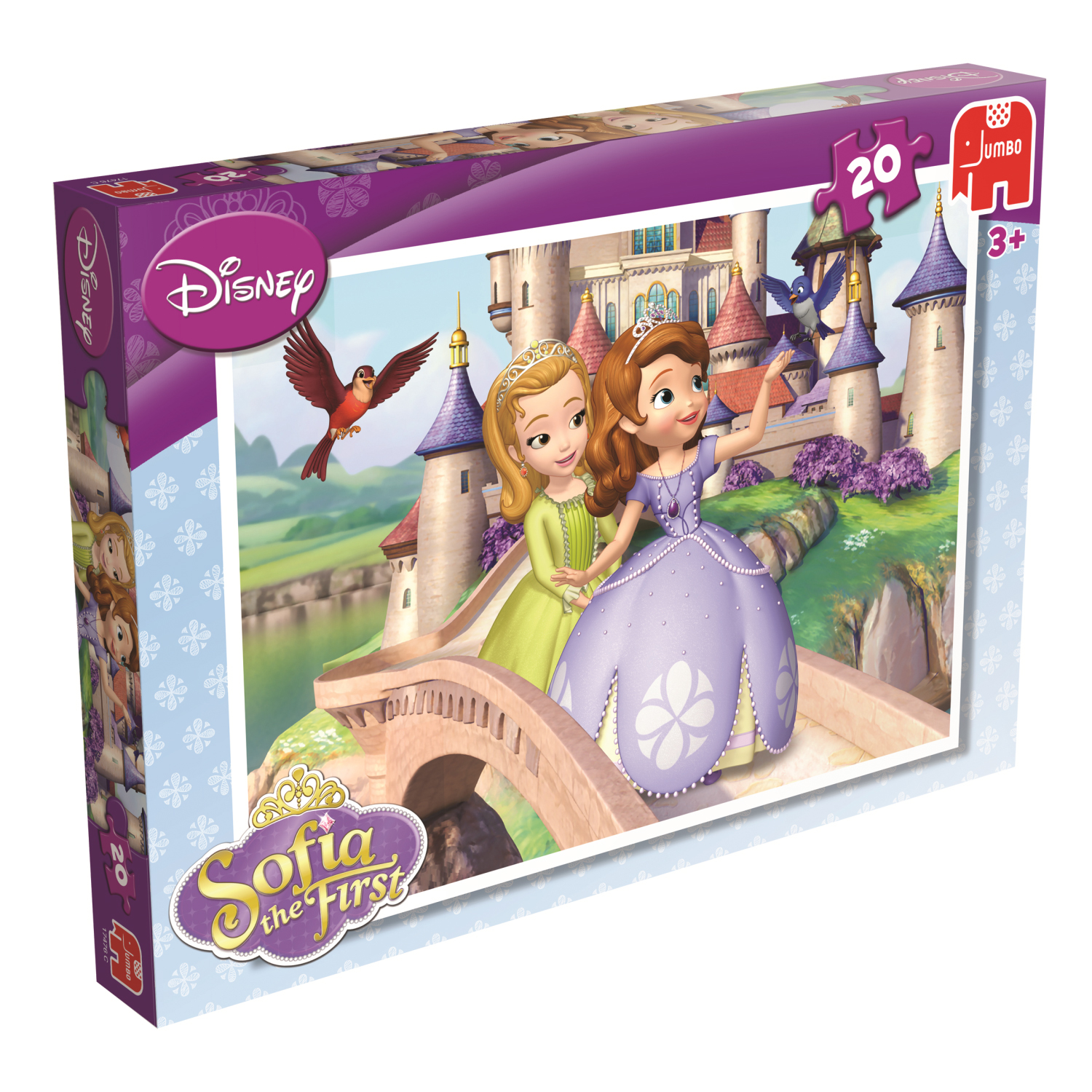 sofia the first jigsaw puzzle