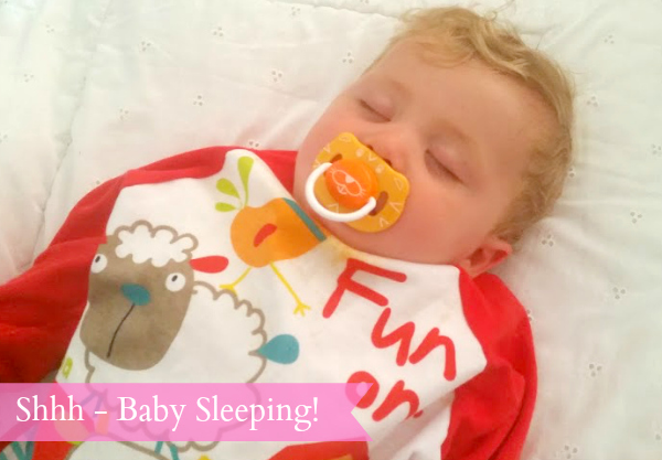 baby monitor baby sleeping