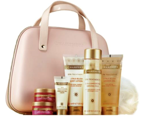 boots star deal 2014 - Champneys Complete Home Spa Bath and Bodycare Kit