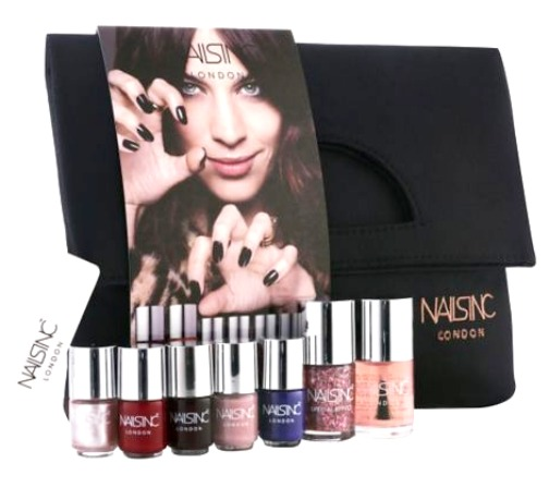 boots star deal 2014 - Nails Inc Ultimate Accessory Gift Set