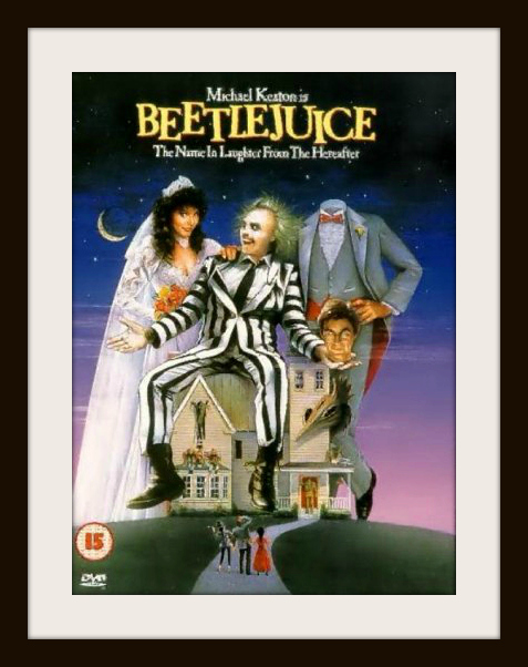 family halloween movies - beetlejuice