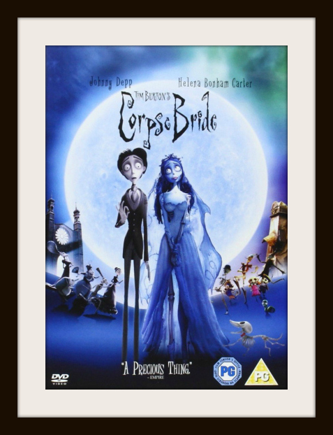 family halloween movies - corpse bride