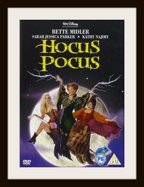 family halloween movies - hocus pocus