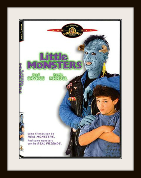 family halloween movies - little monsters