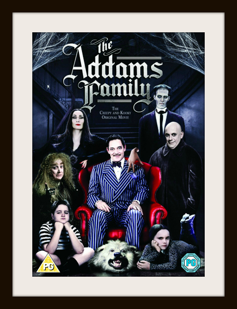 family halloween movies - the addams family