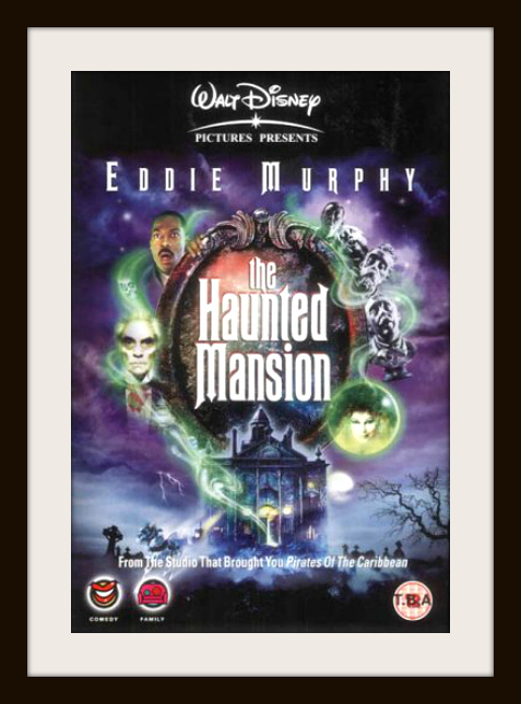 family halloween movies - the haunted mansion